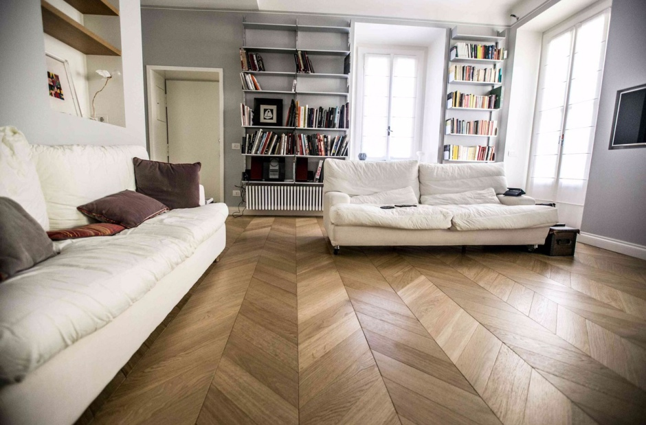 Outlet parquet Milano offerte Spine di pesce